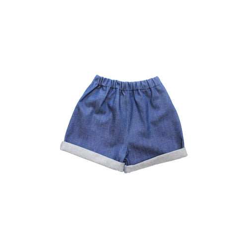 Pippins Denim / Shorts / Blue