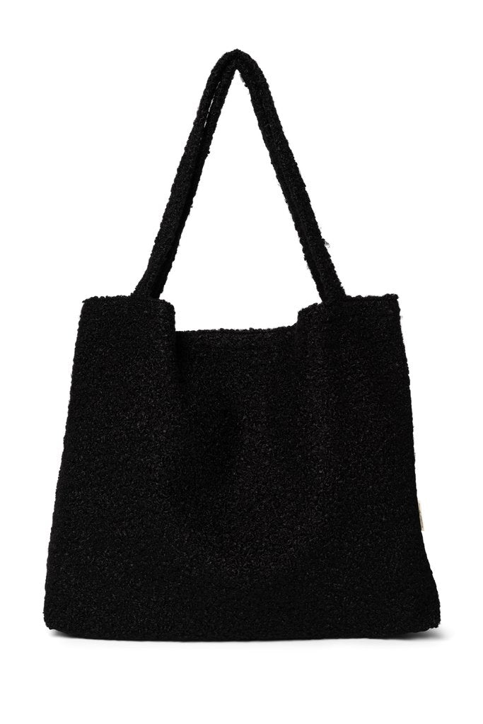 Studio Noos / Mom-Bag / Bouclé Black