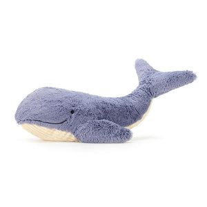 Jellycat / Wilbur Whale / Large