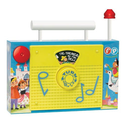 Fisher Price Classic / TV Radio