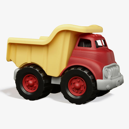 Green Toys / 1+ / Dump Truck / Red