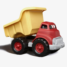 Load image into Gallery viewer, Green Toys / 1+ / Dump Truck / Red