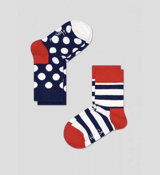 Happy Socks / Set Van Twee / Stripe
