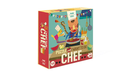 Londji / I want to be ... Chef / 3-6Y