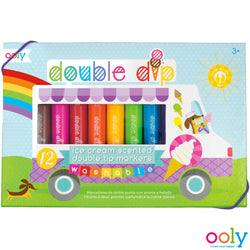 Ooly / Stiften / Double Dip Double Ended Scented Markers