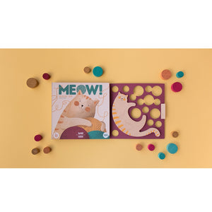 Londji / Stacking Game / Meow / 3Y+