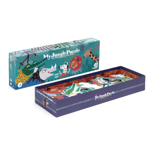 Londji / My Jungle Puzzle / 3Y+