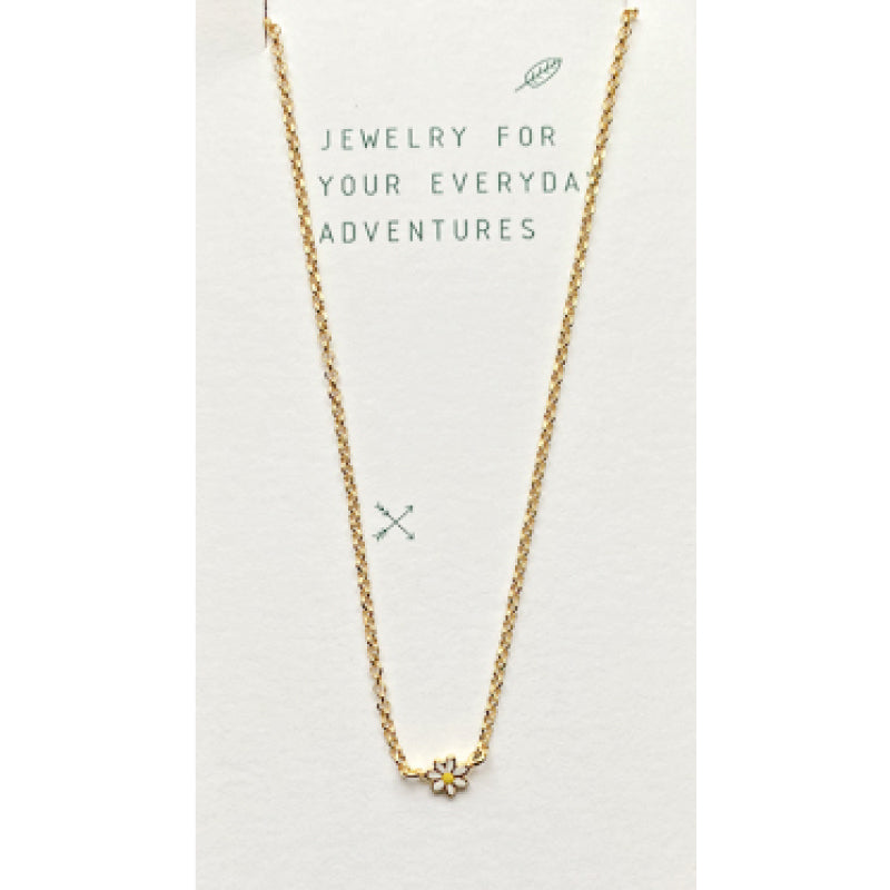 Selva Sauvage / Necklace / Daisy