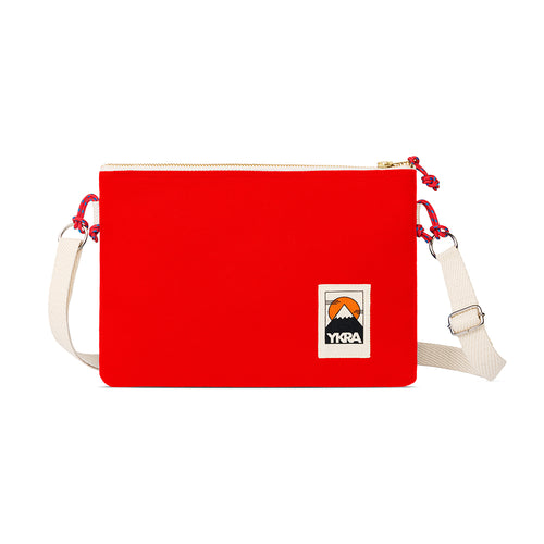Ykra / Side Pouch / Red