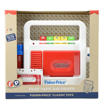 Load image into Gallery viewer, Fisher Price Classic / Cassetterecorder / Tape recorder