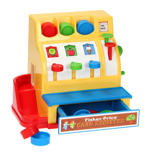 Fisher Price Classic / Kassa / Cash Register