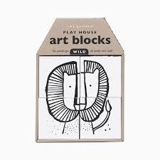 Wee Gallery / Art Blocks / Wild Scenes