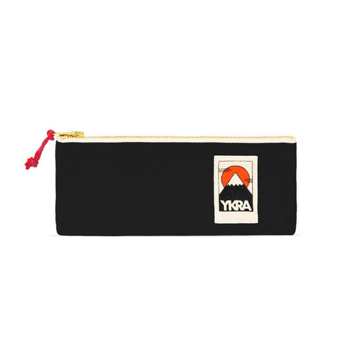 Ykra / Pencil Case / Pennenzak / Black