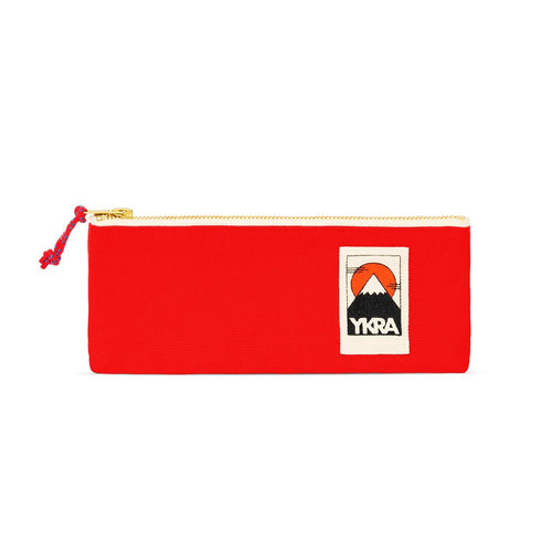 Ykra / Pencil Case / Pennenzak / Red