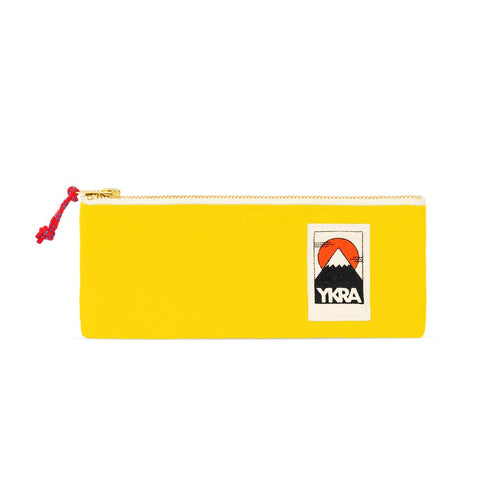 Ykra / Pencil Case / Pennenzak / Yellow