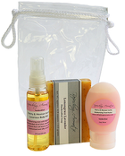 Cherry & Mexican Vanilla Travel Set