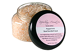 Peppermint Bath Soak