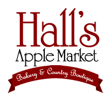 Hall's Apple Market