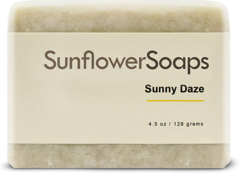 Sunny Daze--Lemongrass & Peppermint