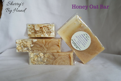 Honey Oat Bar