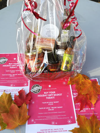 DELUXE Taste of Local - Gift Basket