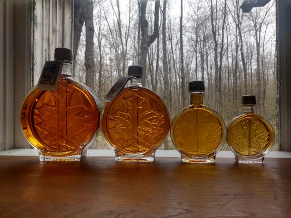 Maple Syrup - Decorative Glass
