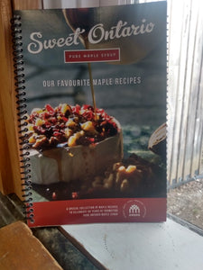 OMSPA 50 Year Anniversary Maple Cookbook