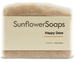 Happy Daze - Handmade Soap