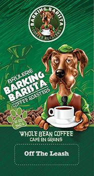 Off The Leash (Brazil) - Whole Bean Coffee