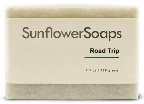 Road Trip - Handmade Soap