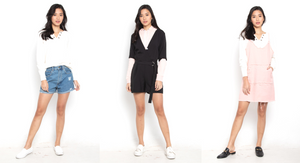 Fill your closet with cute pieces from the Comfy K-Style Capsule!