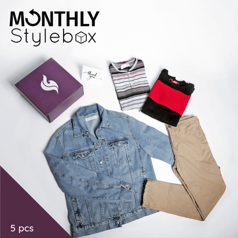 Monthly StyleBox - StyleGenie | Styling Subscription Box