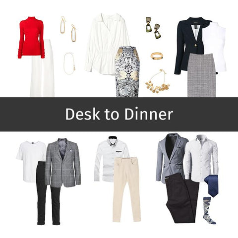 Desk to Dinner - StyleGenie | Styling Subscription Box