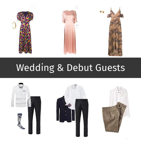 Wedding/Debut Guest - StyleGenie | Styling Subscription Box