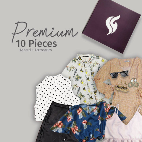 Premium StyleBox - StyleGenie | Styling Subscription Box