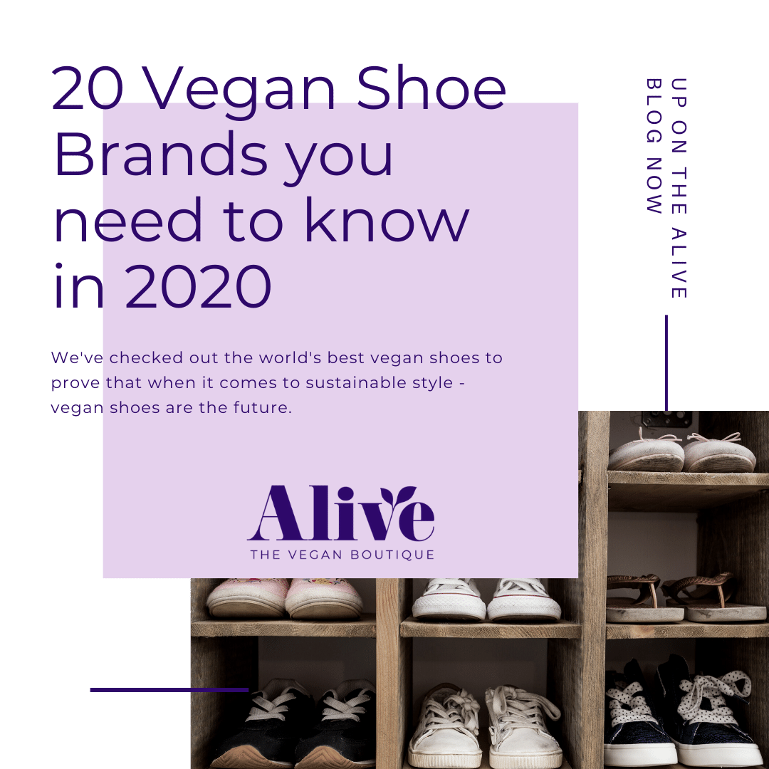 20 Vegan Shoe Brands You Need To Know