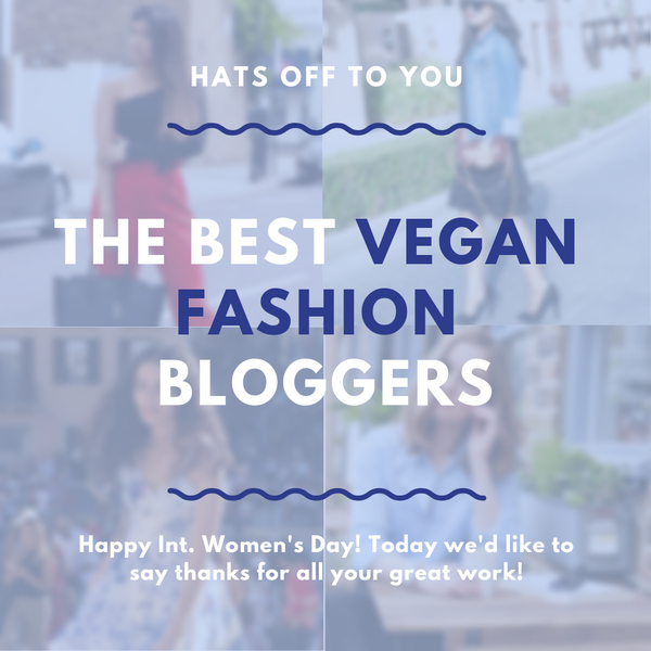 The Best Dressed Vegan Bloggers of 2018