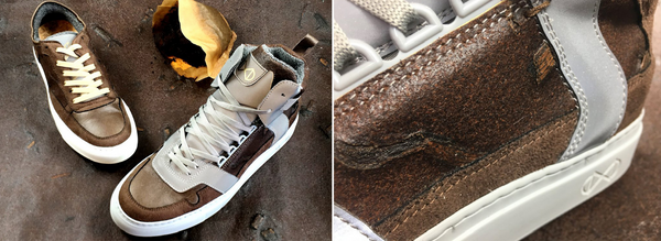 Vegan Sneakers Made from Coffee by Nat 2