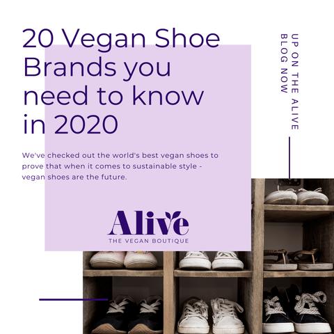 The best vegan shoe brands in 2020