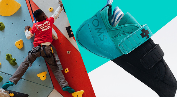 Ethical Climbing Shoes by TOMS