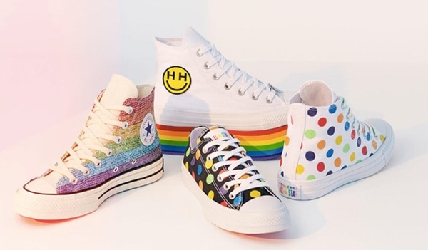 Vegan Pride Sneakers Collection by Converse