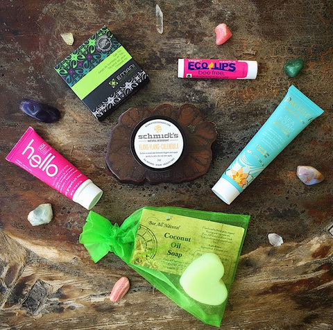 Vegan Cuts Beach Beauty Box