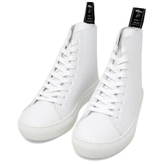 Pair of Vegan Shoes for men and women in white available at ALIVE