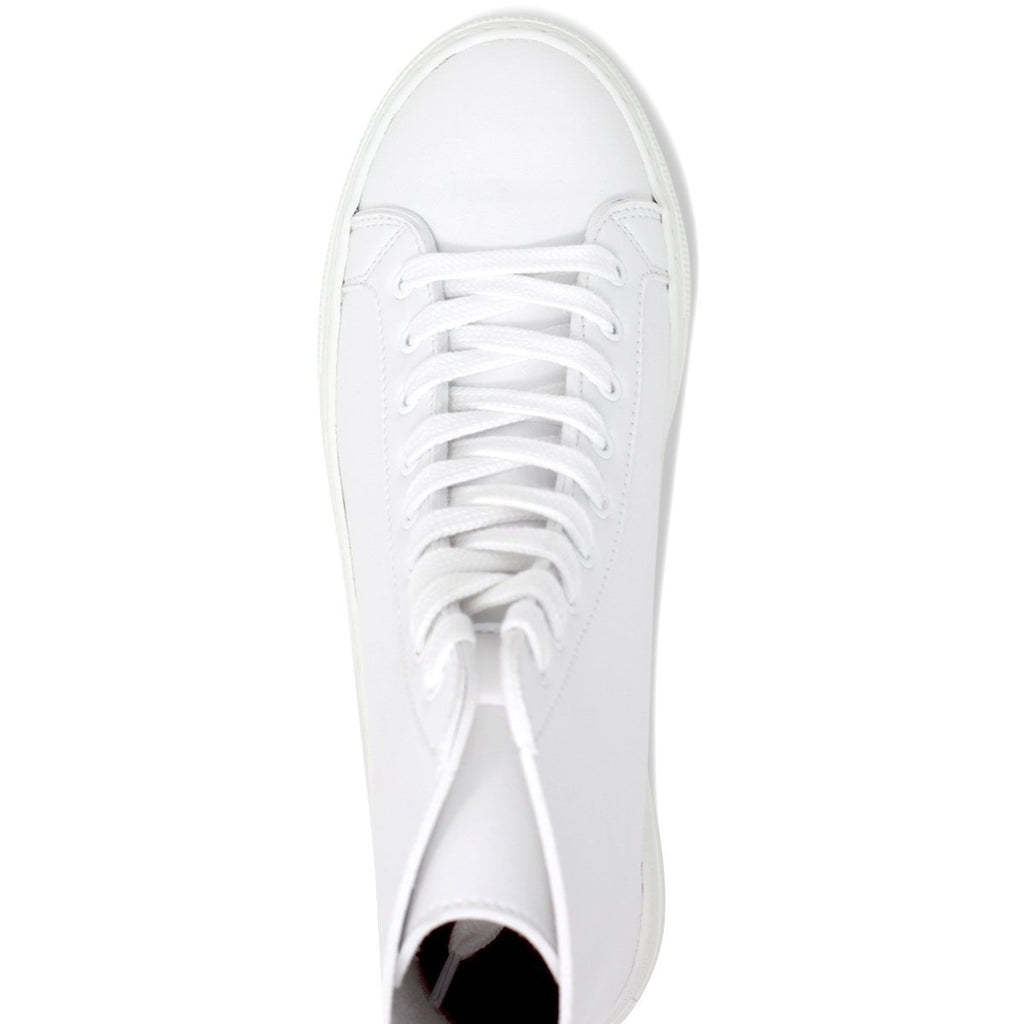 Top of White Vegan Shoes for men and women at ALIVE Boutique
