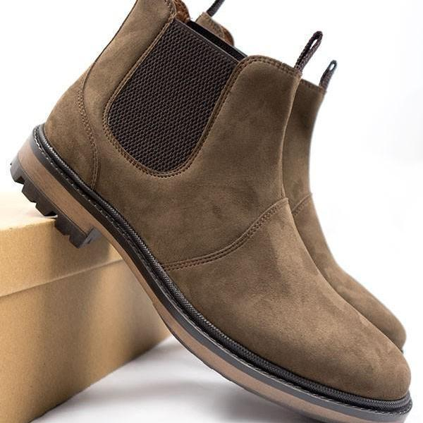 Vegan Chelsea Boots Men by Wills Vegan Shoes at ALIVE Boutique A Little Vegan Boutique