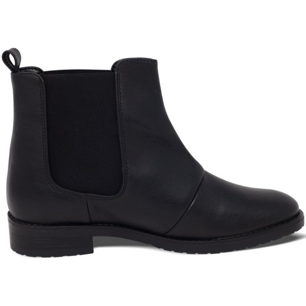 a6f885a7a5c15 Vegan Chelsea Boots for Women Black by Will s Vegan Shoes ALIVE Boutique