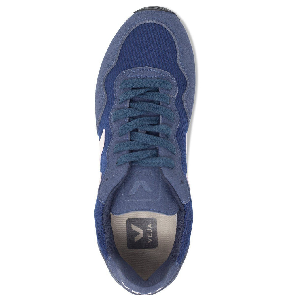 Vegan Sneakers by Veja from above in Dark blue Nautico at ALIVE Boutique