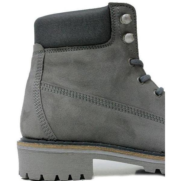 Vegan dock boots for women Grey at ALIVE Boutique A Little vegan boutique