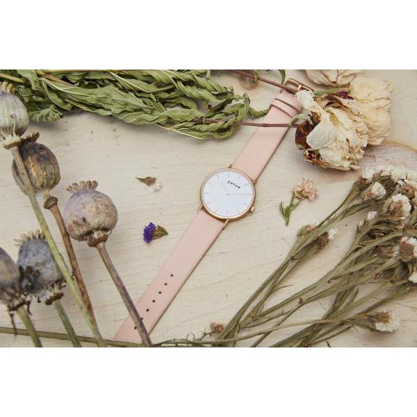 Votch Vegan Leather Watch, The Pink | ALIVE Boutique