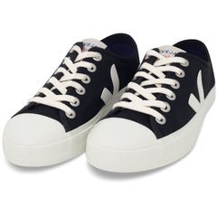 pair of Black Vegan Trainers for women Wata Pierre by Veja at ALIVE